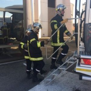 Intervention auprès des Pompiers 67 et 68